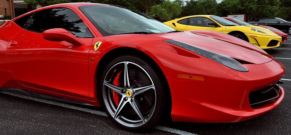Exotic Car Rental In Austin Texas